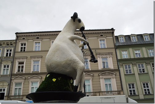 Krakow Main Square-1