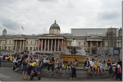 National Gallery-Trafalgar Square