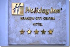 HI Krakow sign