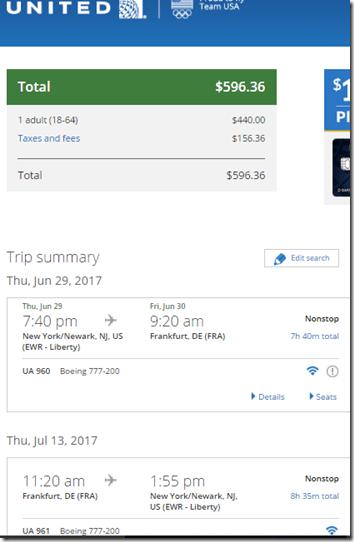JFK-FRA $596 UA Jun 29-Jul13