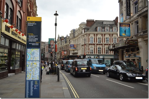 London street maps
