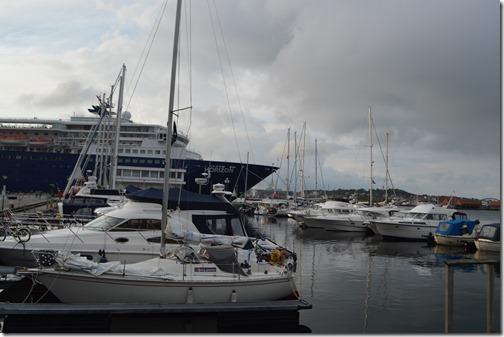Stavanger cruise ship