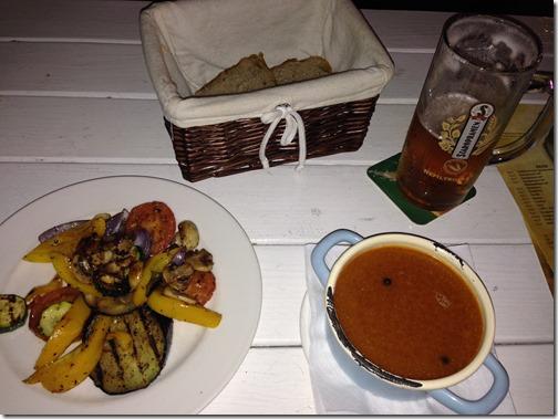 Full Dinner 11 EUR