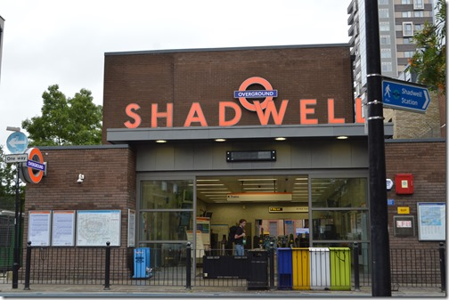 Shadwell Overground