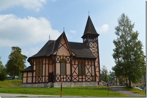 Stary Smokovec church