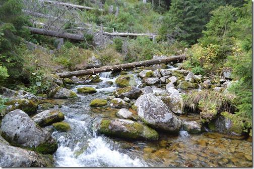 Tatra creek