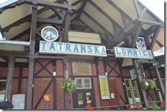 Tatranska Lomnica station