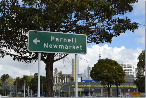 Auckland Parnell