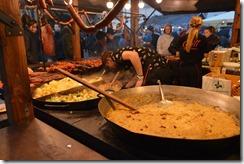 Krakow food stall