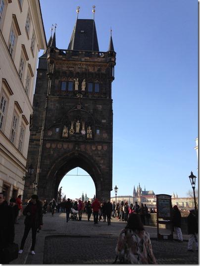 Charles Bridge tower