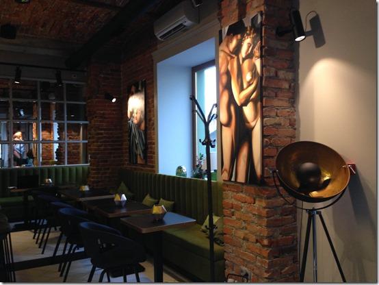 Hotel Indigo Krakow bar seats