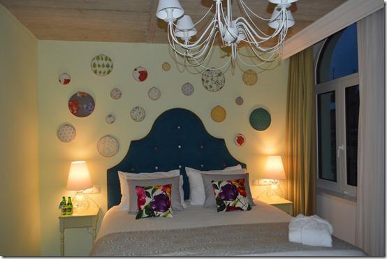 Hotel Indigo Krakow bed
