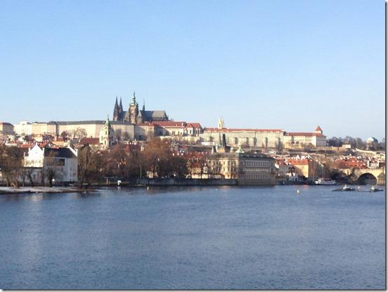 Prague Castle day
