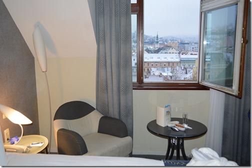 Rad Blu Bratislava  room