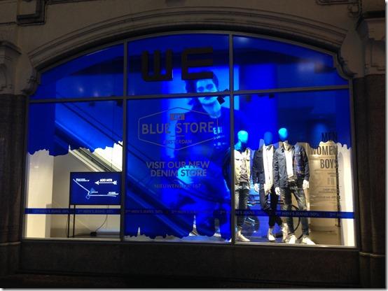Ams blue window