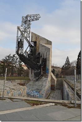 Bulgaria 1300 Monument