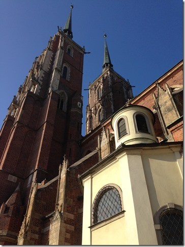Wroclaw Cathedral-1