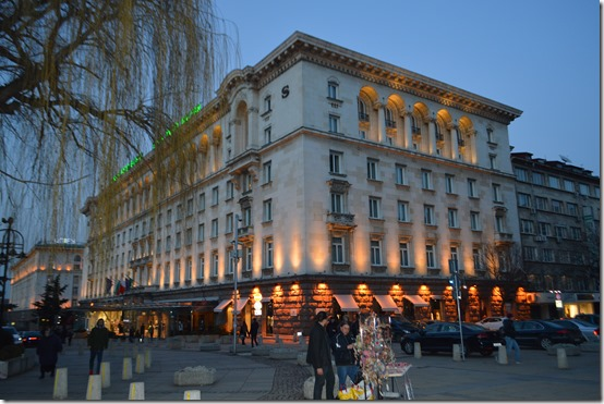 Sofia Balkan Hotel