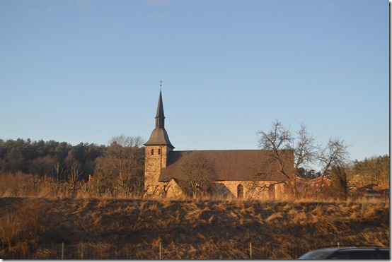 Sweden church