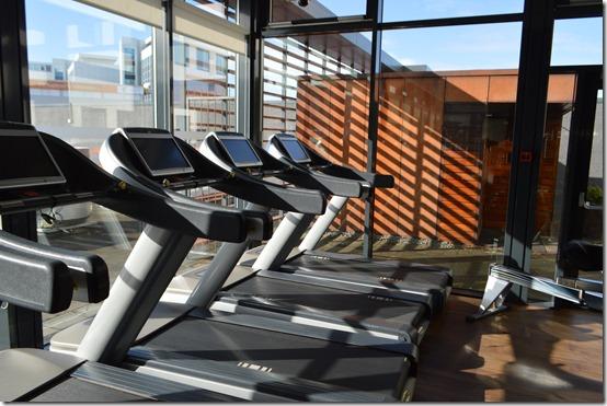 Hilton gym 2