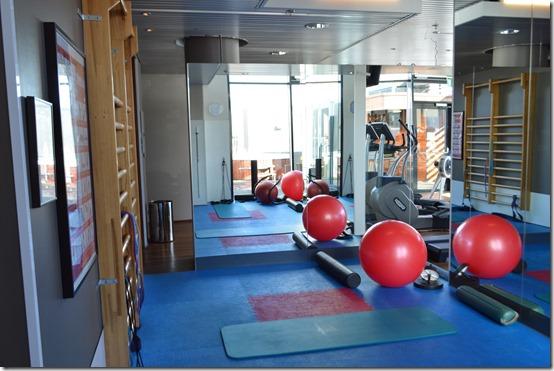 Hilton gym 4
