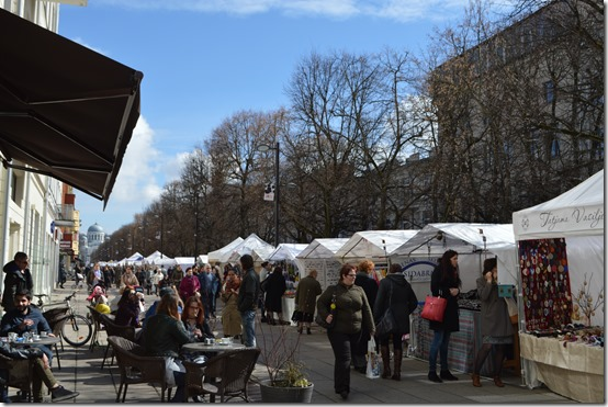 Kaunas craft fair