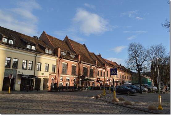 Kaunas square