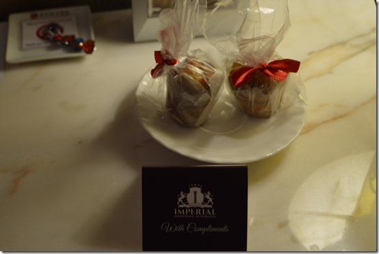 Ramada Imperial muffins