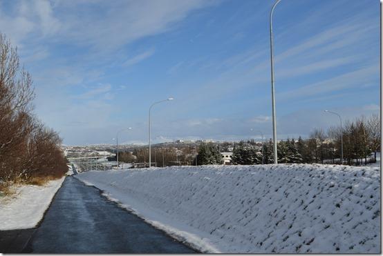 Reykjavik east of GrayLine