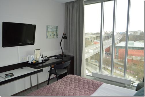 Clarion Stockholm room