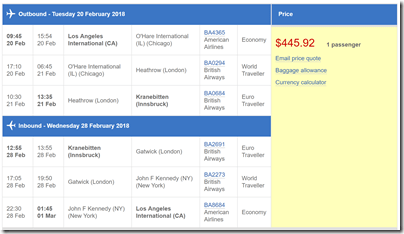 LAX-INN $445 BA Feb18-28