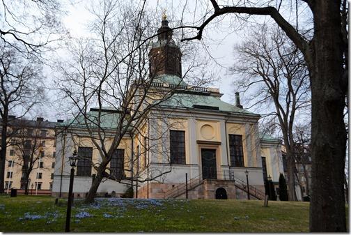 Stuckholm Kungsholms Kyrka