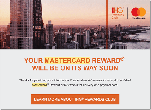 IHG Priceless Experiences email-2