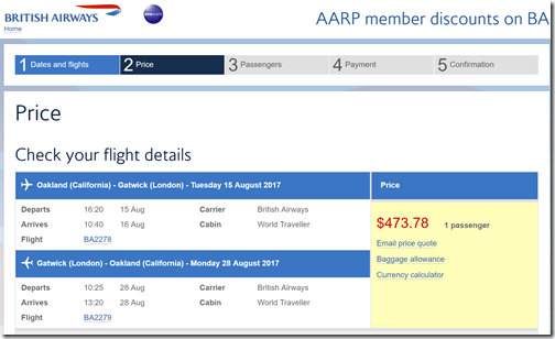 OAK-LGW $474 BA-AARP Aug15-28