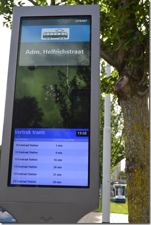 AMS 13 tram