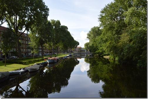 Amsterdam quiet