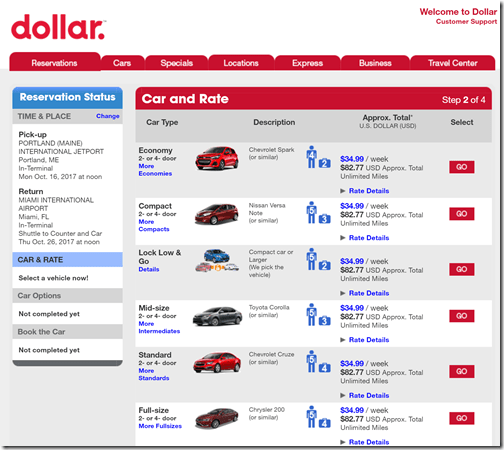 Fox Rent A Car  Cheap Rental Cars and Car Rental Deals