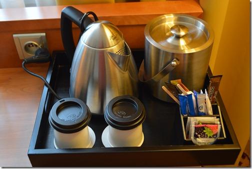 Marriott Plzen coffee