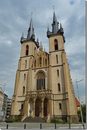 Prague Holesovice