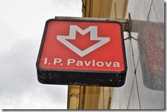 Prague IP Pavolva metro