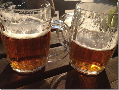 Starobrno beer