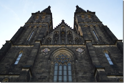 Vysehrad basilica-2