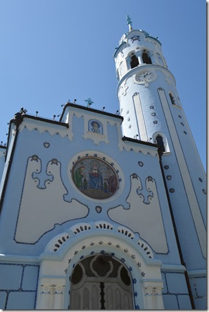 Blue Church-2