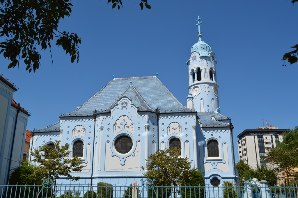 bratislava slovakia photo essay part loyalty traveler blue church