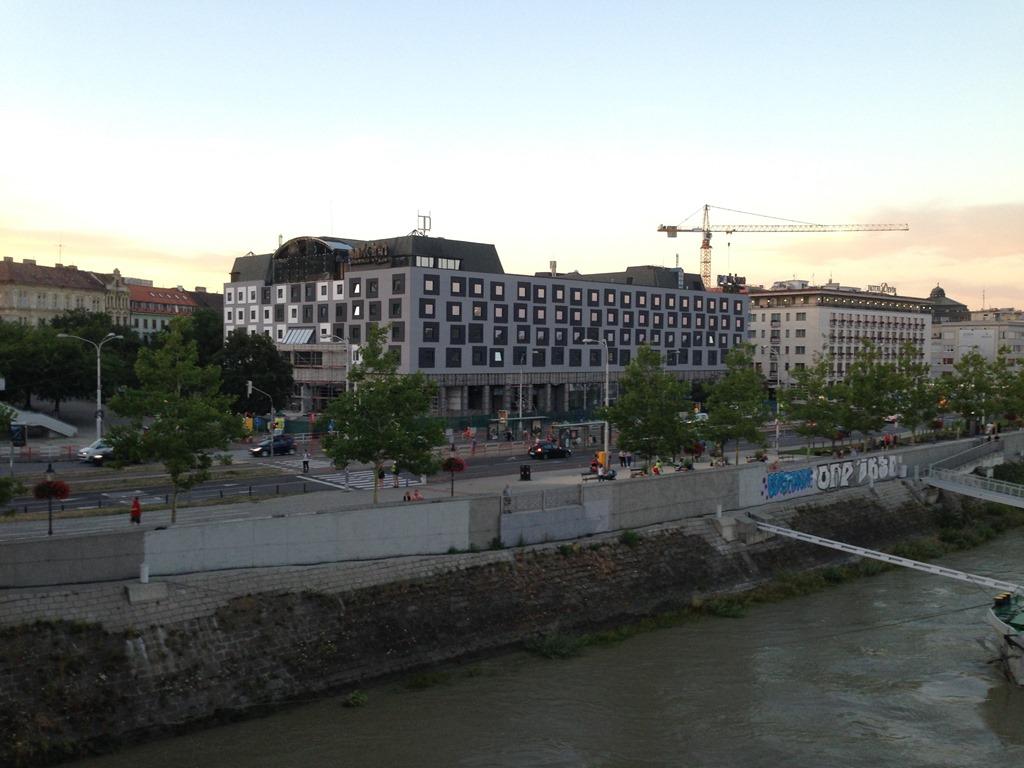 Hotel Park Inn Bratislava
