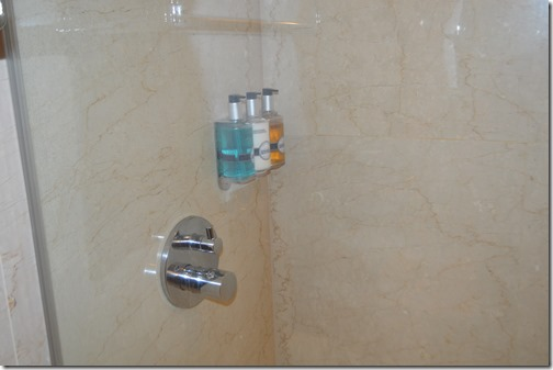 Rad LHR shower products