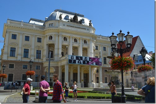 Slovakia National Theater