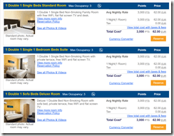 Days Inn Nice suite GoFast rates
