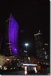 IC Warsaw night