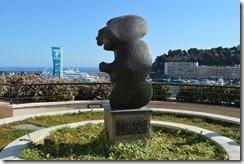 Monaco Henry Moore